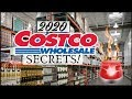 🚨25 COSTCO Shopping Secrets REVEALED 😱Tips and Tricks That Can Save You Money 💰On Your Haul 2020