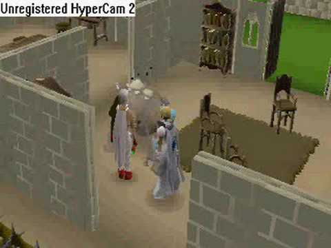 Cheating on Runescape?