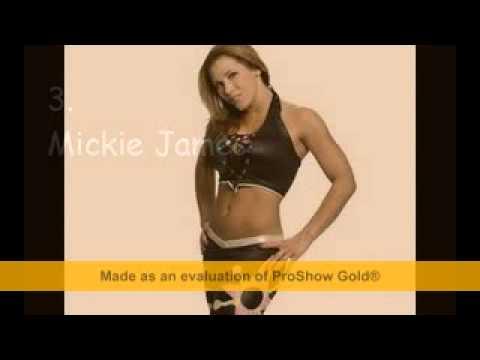 WWE loved divas 2010-2011