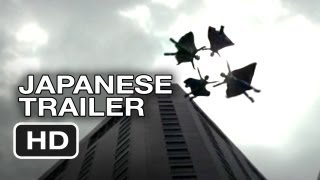 Gatchaman - Gacchaman Japanese TRAILER (2013) - Superhero Movie HD