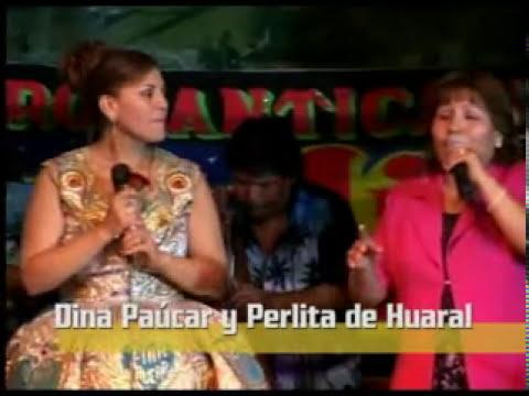 CHIO LAGOS:DINA PAUCAR Y PERLITA DE HUARAL