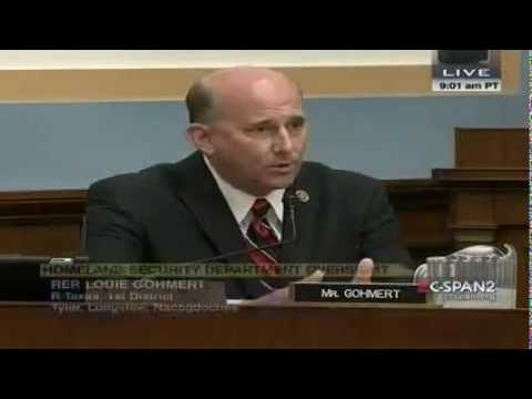 Gohmert Questions Jeh Johnson in House Judiciary Committee