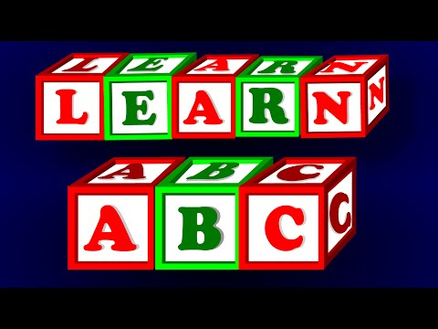 The Abcd Song For Children | Phonic Sounds Of Alphabets | Learn Abc | British Kids Songs video