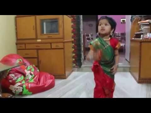 Little Girl as Sabji wali bai