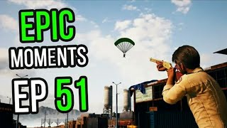 PUBG: Epic & Lucky Moments ( HD )