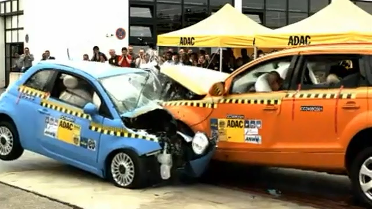 Cars With Best Crash Test Ratings