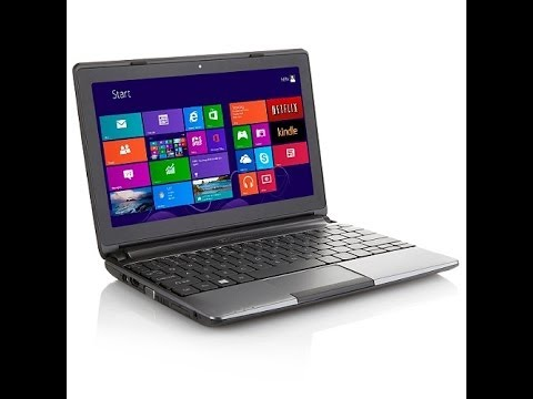 Gateway 10.1inch Touch LED Laptop with MS Office