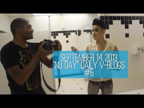 Santae & Newnue's NIGHT out [Nu-Day Daily V-Blog#5]