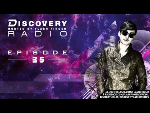 Discovery Radio 035 (Live Recording : REVERSE FINGER DJ Live @ LMNT, Taiwan)