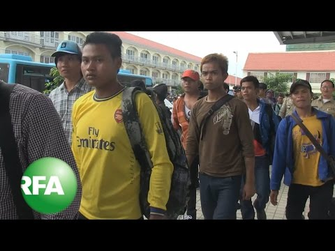 Trafficked Cambodians Return Home After Years of Hardship on Thai Fishing Boats