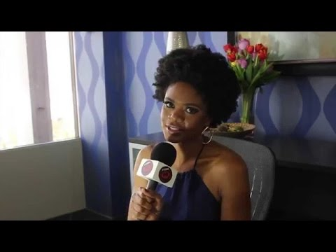Kimberly Elise Interview - Studio Q TV