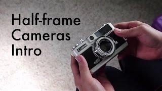 Half-Frame Camera Series Intruduction