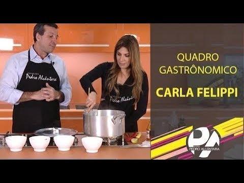 Quadro Gastronômico com Carla Felippi - Studio Mabeeh