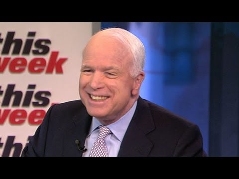 John McCain 'This Week' Interview on the Obama Administration, Benghazi: 'I'd Call it a Cover-Up'