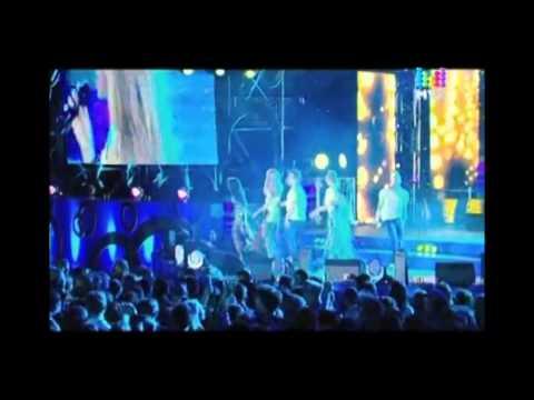 Вера Брежнева - Любовь спасет мир (Живой звук, Алматы)