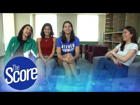 The Score: Fill in the Blanks with the Ateneo Lady Eagles