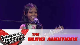 Fany Quot Do Re Mi Quot   The Blind Auditions  The Voice Kids Indonesia Season 2 Gtv 2017