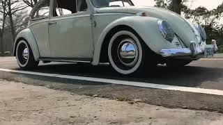 Herry's 1966 VW Beetle 2275 GWD Engine Vintage Speed Daily Drive