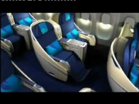 Malaysia Airlines - First Class and Business Class
