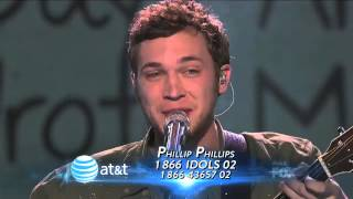 Watch Phillip Phillips The Letter video