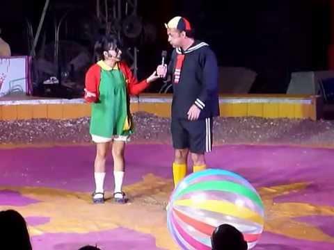 En el Circo, la Vecinda del Chavo.
