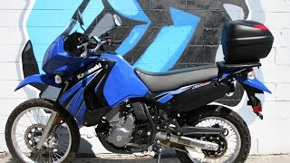 2009 Kawasaki kLR650 Dual Sport Motorcycle For Sale