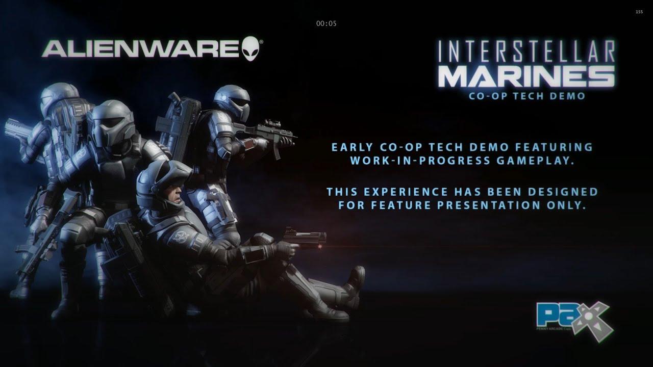 Interstellar Marines Wallpaper Interstellar Marines Pax Co-op