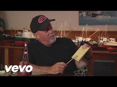 Billy Joel on FANTASIES & DELUSIONS - from THE COMPLETE A...