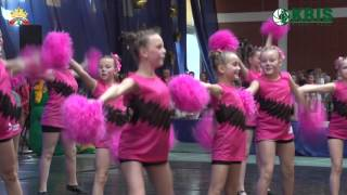 MINI AXEL Freestyle Pom Junior Młodszy  XX MP Cheerleaders 2017