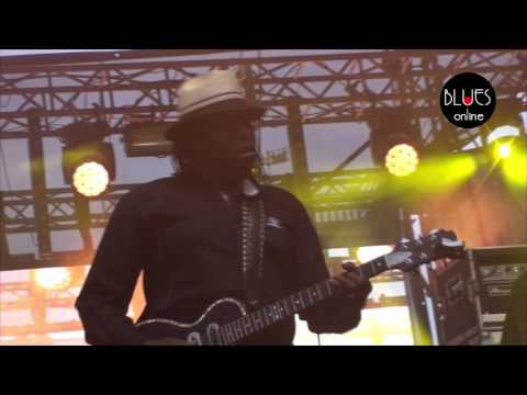 Joe Louis Walker  - X Suwałki Blues Festival 2017