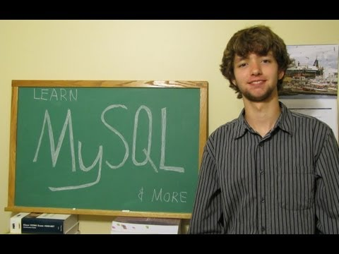 MySQL Tutorial 1 - What is MySQL @CalebCurry
