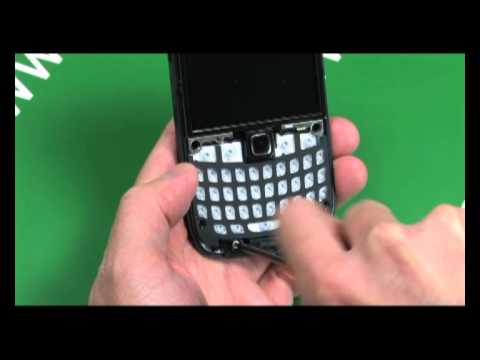 Disassembly tutorial for BlackBerry Curve 3G 9300/9330