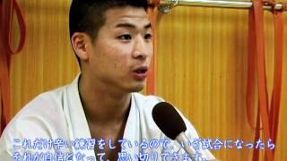 帝京大学空手道部 「日本一の稽古」