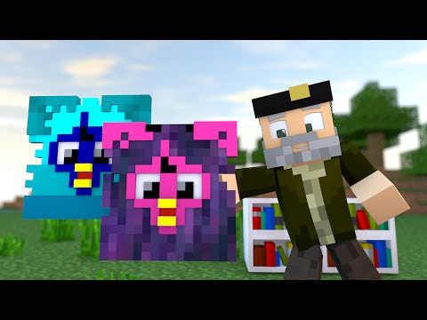 Minecraft: FURBYS EN MINECRAFT!!   FURBY MANIA Mod Review