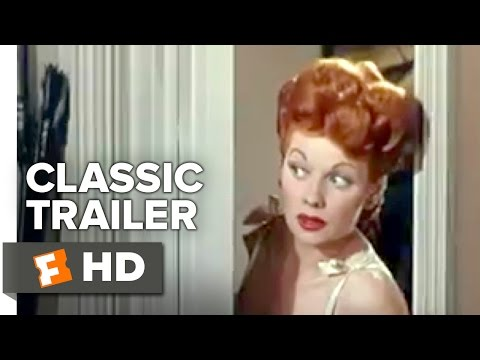 Best Foot Forward Official Trailer #1 - Lucille Ball Movie (1943) HD
