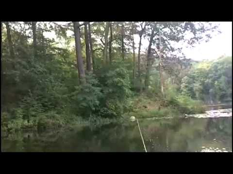 ghost lake bass fishing in north jersey