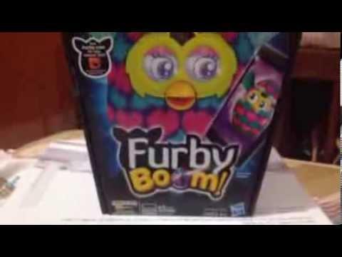 Review da Minha Nova Furby BOOM Maggie ♥