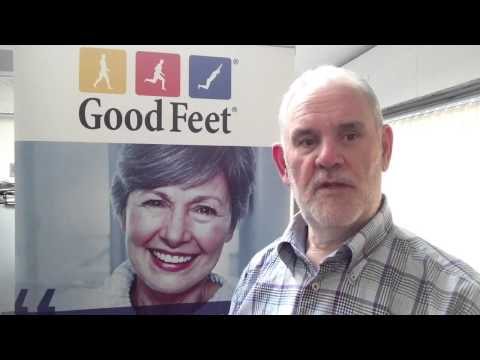 Foot Pain Relief using Good Feet Arch Supports available from Good Feet Belfast and Manchester