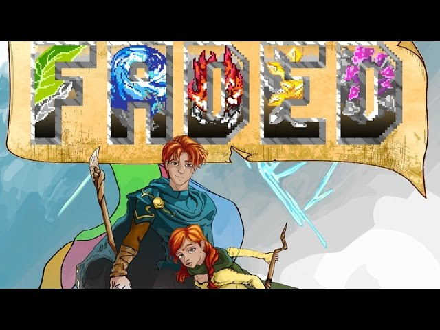 Faded: Bringing a Colorless World to Life - PAX South 2015