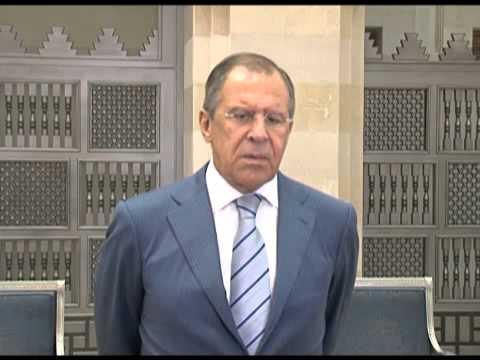 С.Лавров по итогам визита в Саудовскую Аравию