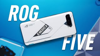 ROG Phone 5 Ultimate Review: The Most Ridiculous Custom!