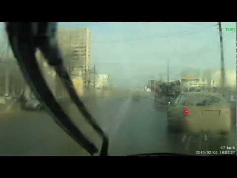 ДТП на пешеходном переходе Тольятти