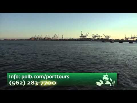 Port of Long Beach Harbor Tours