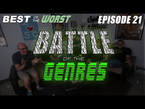 Best of the Worst: High Voltage, Death Spa, and Space Mutiny