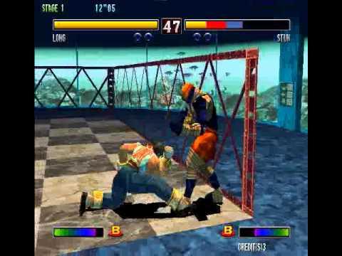 Bloody Roar 2 (World) - Vizzed.com Play - User video