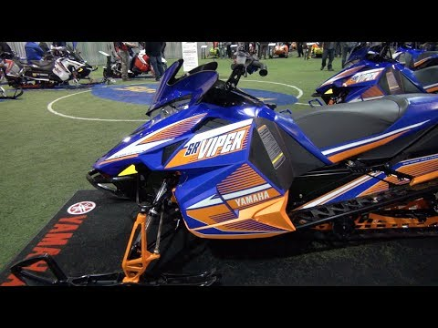 2015 Snowmobile sneak peek!  PowerModz was there!