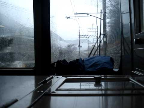 AIZUマウントエクスプレス 鬼怒川温泉~鬼怒川公園の車窓
