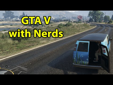 "Nerd Theft Auto <a href=""https://www.youtube.com/watch?v=6pi9Jq8BSOA"" class=""linkify"" target=""_blank"">https://www.youtube.com/watch?v=6pi9Jq8BSOA</a>"