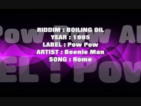 Boiling Oil Riddim 1995 (pow Pow) video