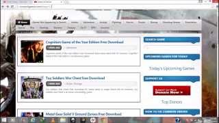 HOW TO DOWNLOAD FULL VERSION PC GAMES FOR FREE VideoMp4Mp3.Com